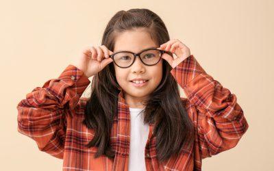 Buying Children's Eyeglasses: What to Consider